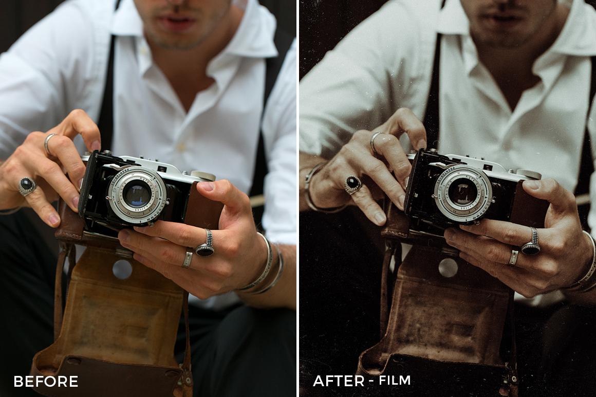 Film - Oleg Cricket Lightroom Presets - FilterGrade