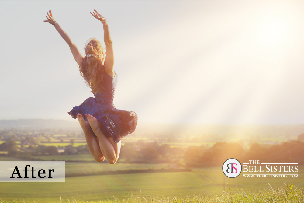 5 Featured - The Bell Sisters Sunflares Pack - FilterGrade