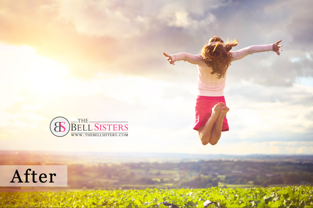 1 Featured - The Bell Sisters Sunflares Pack - FilterGrade
