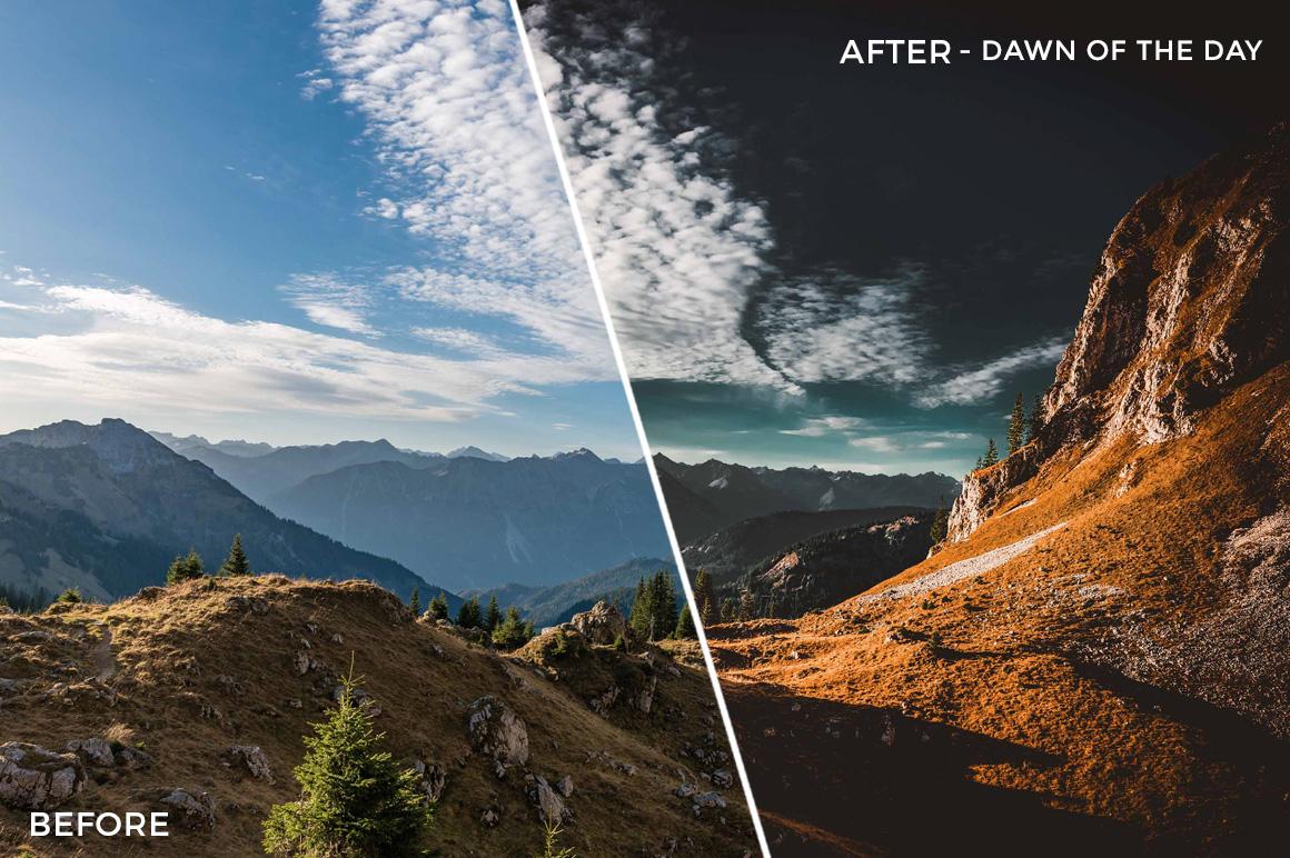 Dawn of the Day - Stephen Karg Xtravagant Essentials Lightroom Presets- FilterGrade
