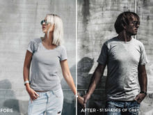 51 Shades of Grey - Stephen Karg Xtravagant Essentials Lightroom Presets- FilterGrade