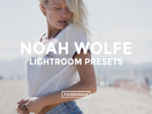 Featured - Noah Wolfe Lightroom Presets - FilterGrade