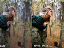 Danno Fall- Noah Wolfe Lightroom Presets - FilterGrade