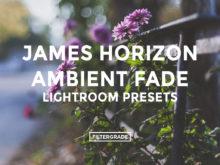 Featured 1 - James Horizon Lightroom Presets - Roman Petrenko - FilterGrade