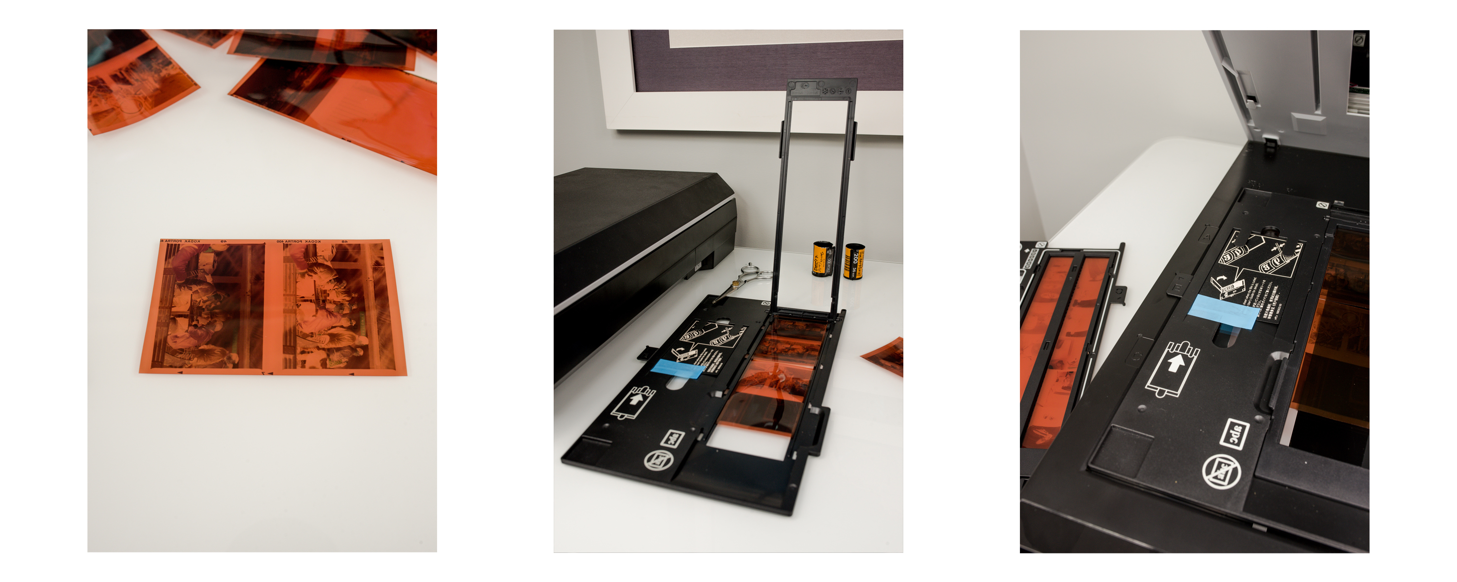 *120mm - Scanning Analog Film with the Epson Perfection v550 Photo Scanner - FilterGrade