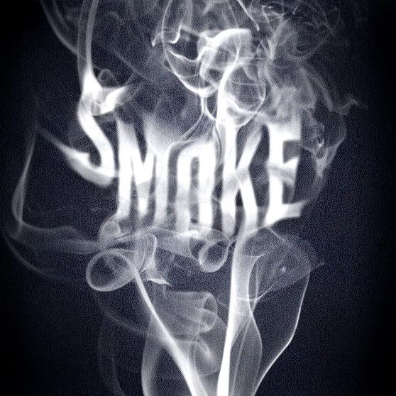 photoshop-text-effect-tutorials-smoke