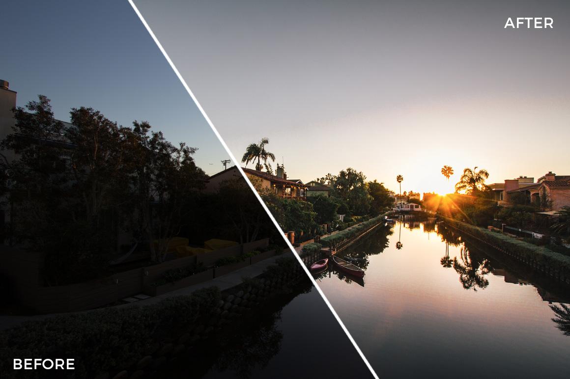 5 Alexander Zhuk Los Angeles Lightroom Presets - FilterGrade