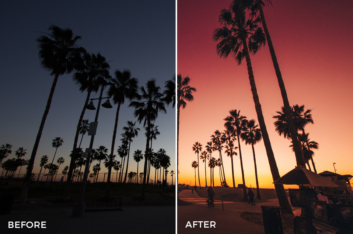 3 Alexander Zhuk Los Angeles Lightroom Presets - FilterGrade