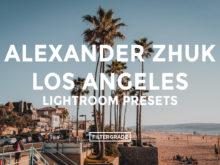 * Alexander Zhuk Los Angeles Lightroom Presets - FilterGrade