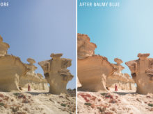Balmy Blue - Sunshine Seeker Island Light Lightroom Presets - FilterGrade