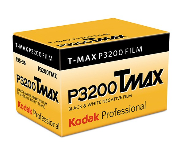 2 Kodak is Bringing Back TMAX P3200 B&W Professional Film - FilterGrade