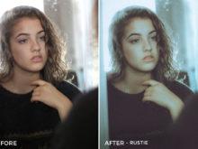Rustie - Rachel Lazatin Lightroom Presets. FilterGrade