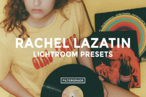 Featured- Rahcel Lazatin Lightroom Presets. FilterGrade