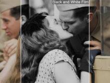 black and white film lut