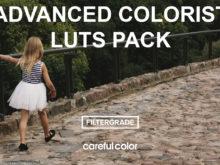 advanced colorist luts pack