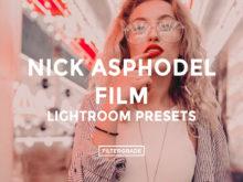 Featured Nick Asphodel Film Lightroom Presets - FilterGrade