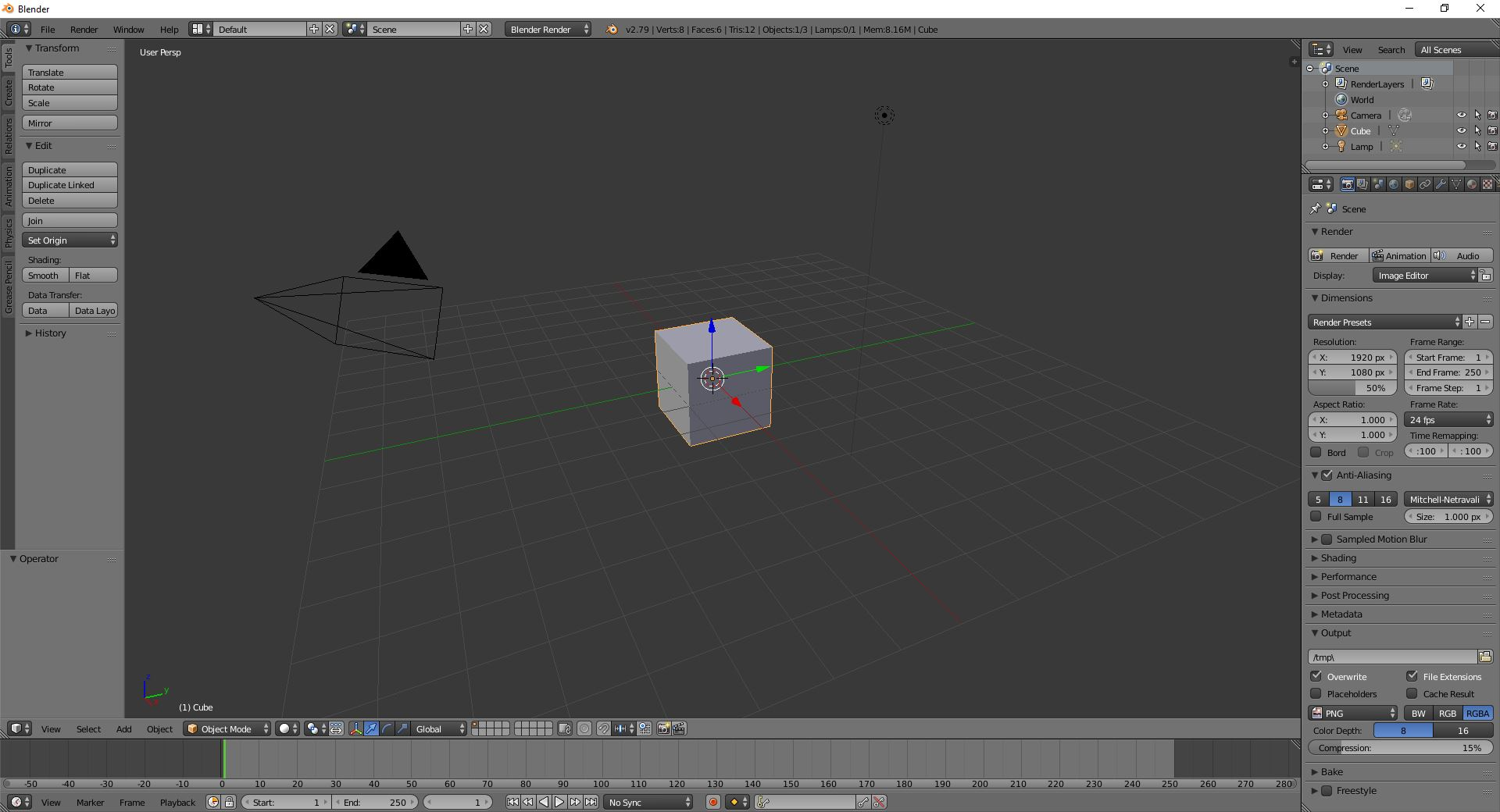 Blender Overview: Free 3D Modeling and VFX Software