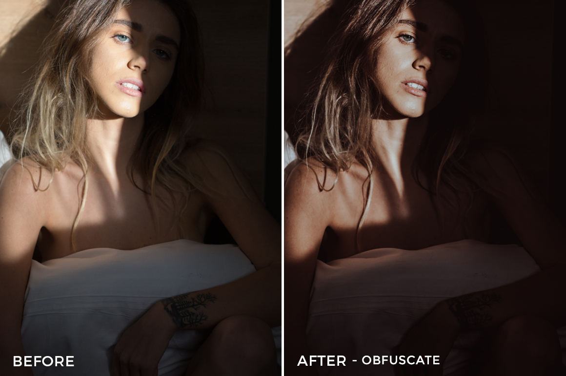 Obfuscate - Ohjustpaul Lightroom Presets Vol. 2 - FilterGrade