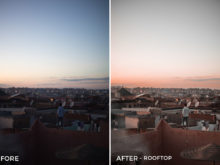 Rooftop - Alex Tritz Lightroom Presets Vol. 2 - FilterGrade