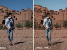 Kasbah - Alex Tritz Lightroom Presets Vol. 2 - FilterGrade