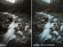 Milky Streams - Kirk Richards Lightrooom Presets Vol. 2 - FilterGrade