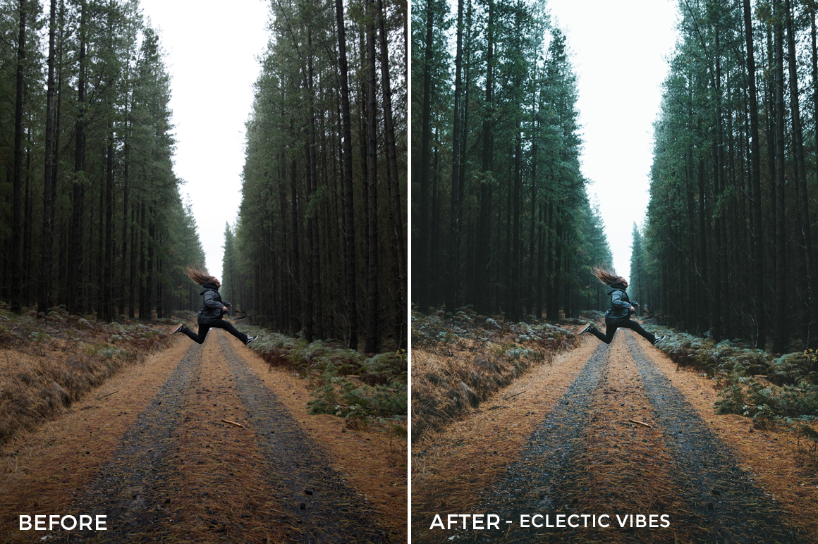 Eclectic Vibes - Kirk Richards Lightrooom Presets Vol. 2 - FilterGrade