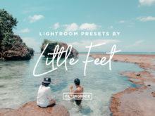 Little Feet Lightroom Presets by Livi Bautista - FilterGrade