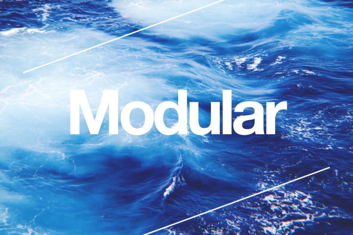 modular ae template