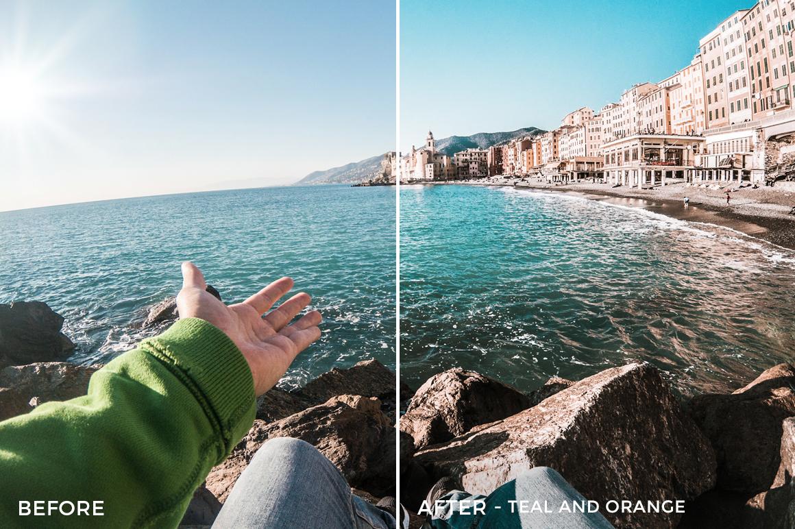 * Teal and Orange - Fabio Fimmano Lightroom Presets - FilterGrade