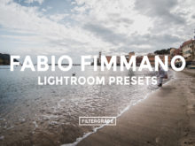 Fabio Fimmano Lightroom Presets - FilterGrade