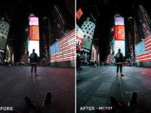 MCF07 - Max Creative Films Lightroom Presets - FilterGrade
