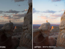 White Pocket - Dani the Explorer Lightroom Presets - FilterGrade