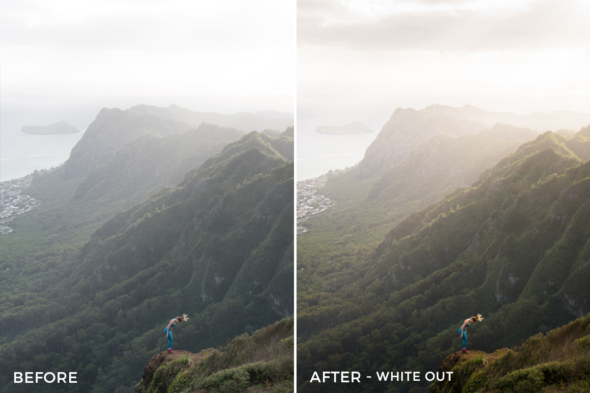 White Out - Dani the Explorer Lightroom Presets - FilterGrade