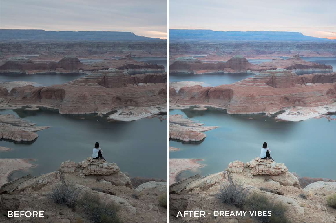Dreamy Vibes - Dani the Explorer Lightroom Presets - FilterGrade