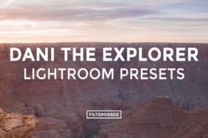 Dani the Explorer Lightroom Presets - FilterGrade