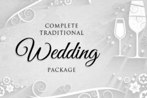 traditional wedding video template
