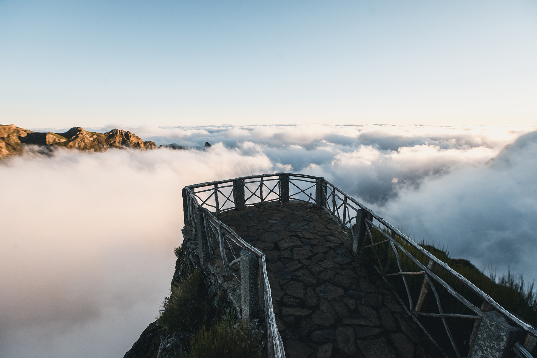 3 1 Above the Clouds: Marvin Kuhr's Incredible Adventure to Madeira - FilterGrade