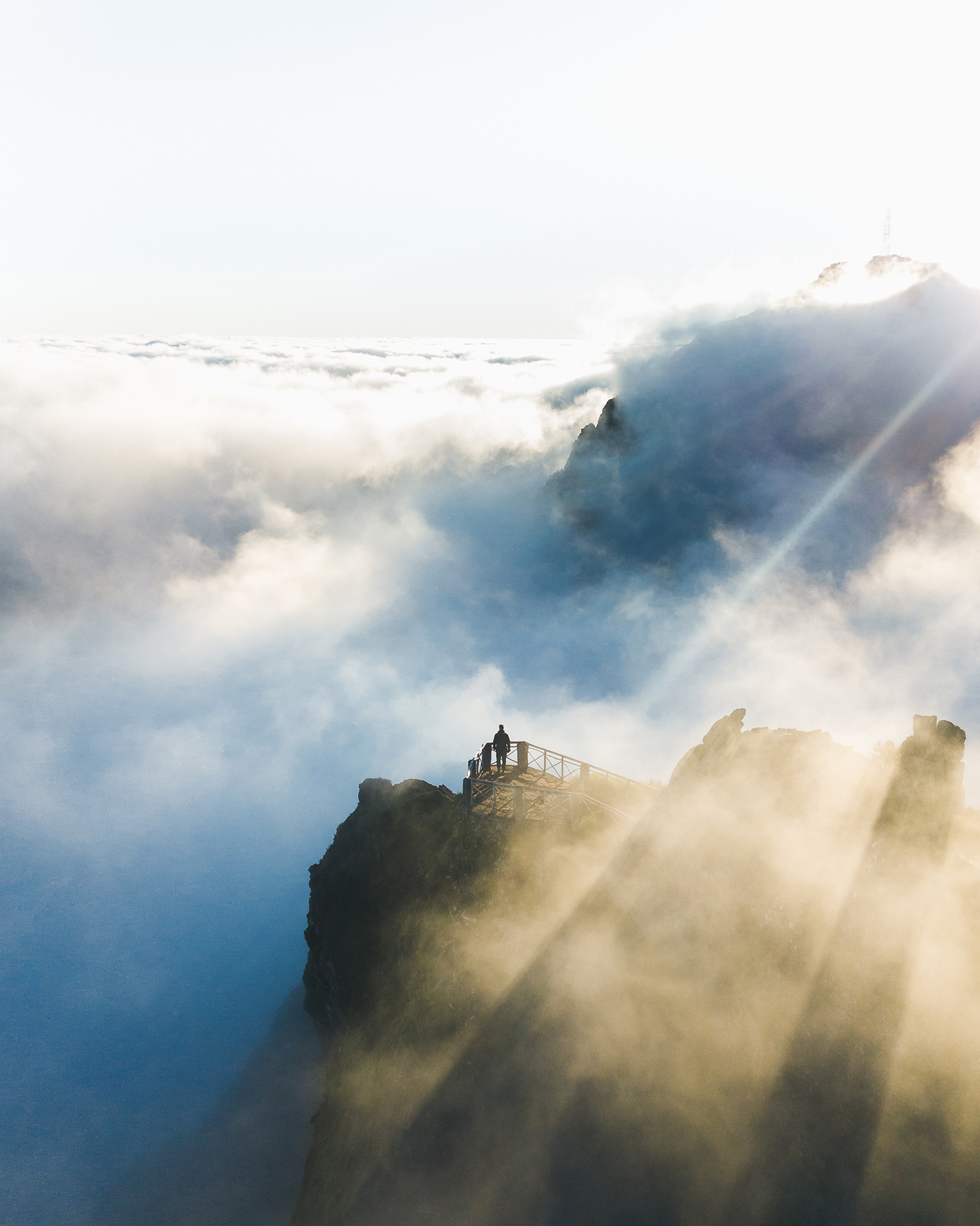 2 1 Above the Clouds: Marvin Kuhr's Incredible Adventure to Madeira - FilterGrade