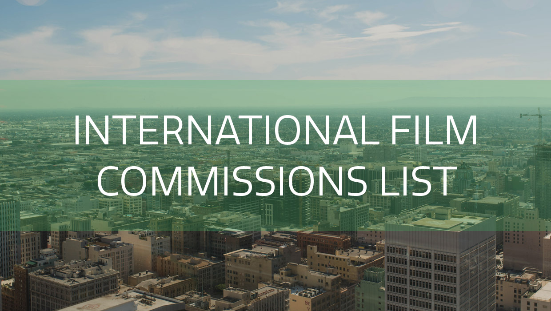 International Film Commissions List