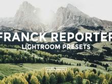 Franck Reporter Lightroom Presets - FilterGrade