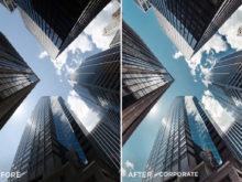 Corporate - Franck Reporter Lightroom Presets - FilterGrade