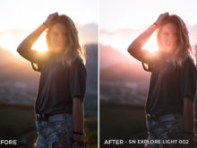 SN Explore Light 002 - Nathan Saillet Lightroom Presets - FilterGrade