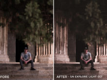 SN Explore Light 001 - Nathan Saillet Lightroom Presets - FilterGrade