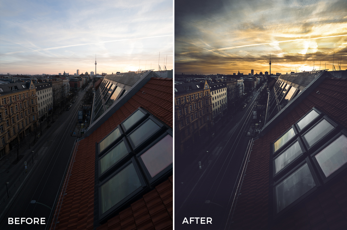 4 Thomas Kakareko Lightroom Presets - with Tim Raack - FilterGrade