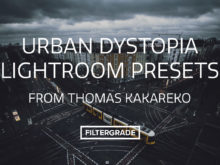 Urban Dystopia Lightroom Presets from Thomas Kakareko
