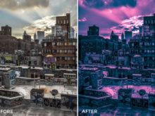 14 Nick Asphodel Dutone Lightroom Presets - FilterGrade
