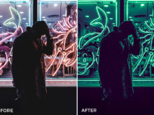 3 Nick Asphodel Dutone Lightroom Presets - FilterGrade