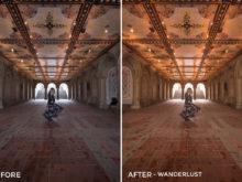 Wanderlust- Bree Rose Lightroom Presets - FilterGrade
