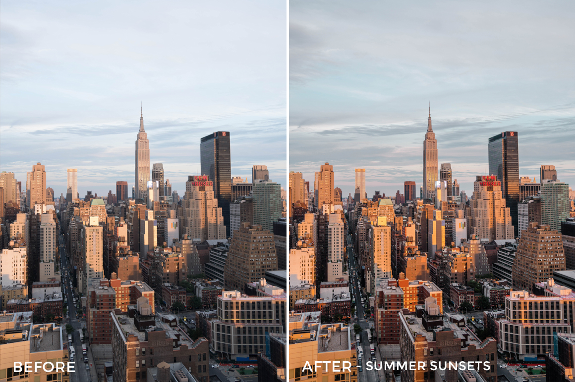 Summer Sunsets - Bree Rose Lightroom Presets - FilterGrade