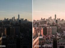 Airy Vibes - Bree Rose Lightroom Presets - FilterGrade